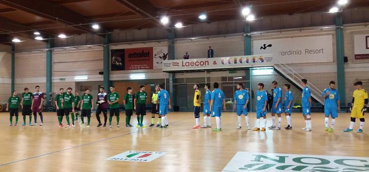 """Buona la prima per il Futsal Noci: """"Abbiamo vinto, anche se potevamo farlo meglio"""""""