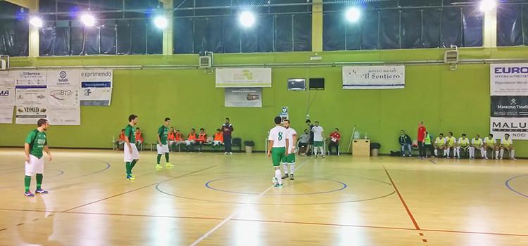Pareggio nel derby di coppa: passa il turno Noci Calcio A Cinque