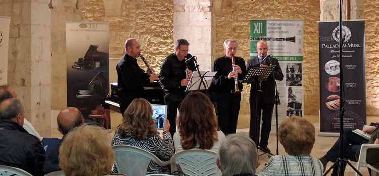 """Musicisti internazionali al """"S. Mercadante"""", stasera i verdetti"""