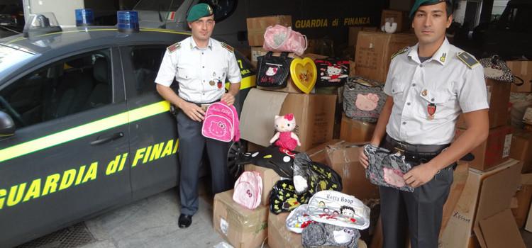 Interventi per il contrasto alla contraffazione