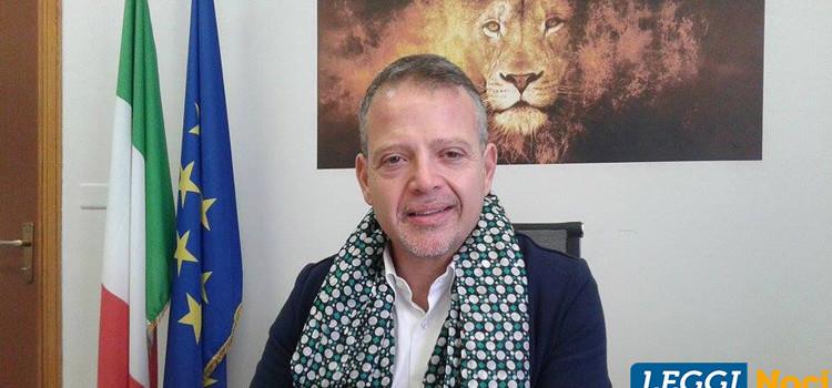 Il segretario Alemanno saluta Noci, dal 2 novembre sarà a Brindisi
