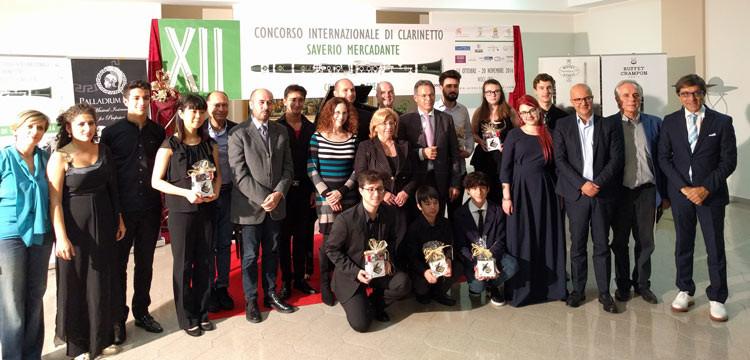 """Concorso internazionale di clarinetto """"S Mercadante"""", a Tarragona la XII edizione"""