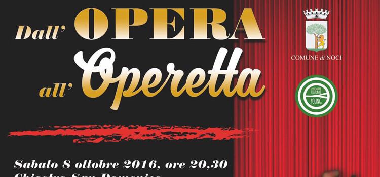 Dall'opera all'operetta