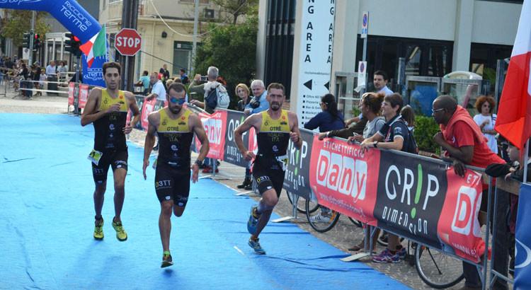 Weekend agrodolce per la Otrè TT a Riccione