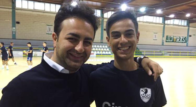 Pallamano: Nazionale U21M, capitan Degiorgio tra i convocati per lo stage a Roma