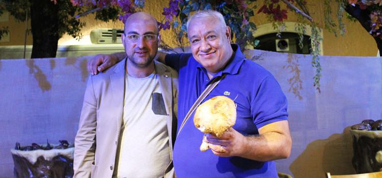 """""""Sagra vegetariana del Fungo"""": sana cucina e puro divertimento"""