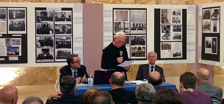 Fondazione Madonna della Scala: padre Galluccio racconta le tante personalità di don Caronti