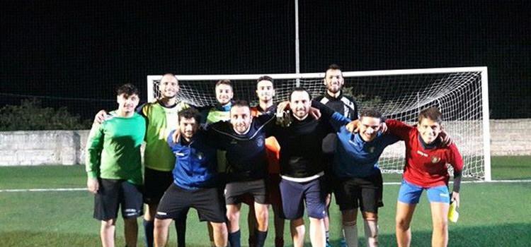 Noci Azzurri 2006, mister Cipriani presenta la squadra