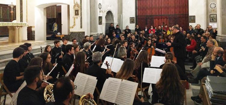 """Due orchestre giovanili """"unite per la musica"""""""