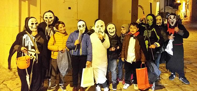 "Halloween a Noci: divertimento da ""paura"" per tutte le età"