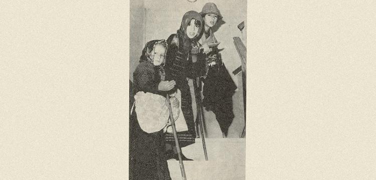 L'antica tradizione dell'àneme di muérte
