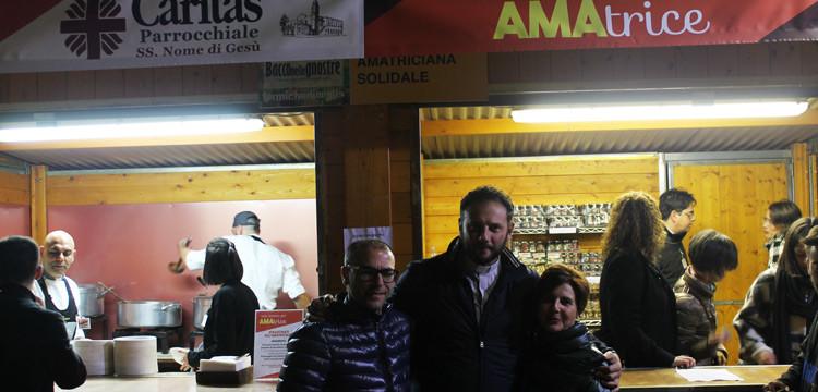 In sostegno di Amatrice, Noci ospita don Fabio Gammarrota