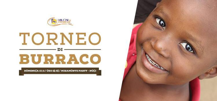 Torneo di burraco per i bambini del Congo