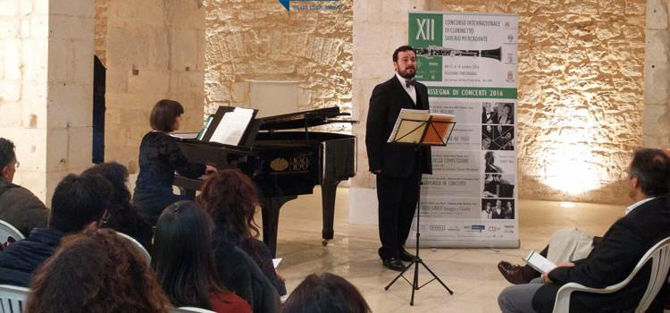 """""""S. Mercadante"""": concerto lirico chiude la XII edizione"""