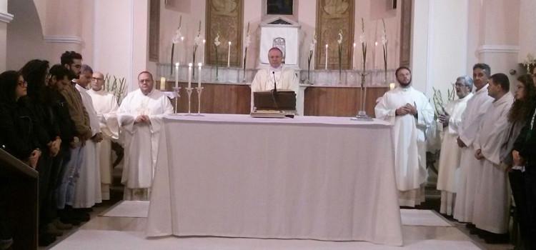 La parrocchia SS. Nome di Gesù conclude l'Anno Giubilare per i suoi 70anni