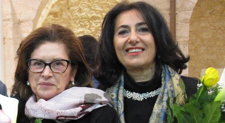 Lucia Di Lauro e Emilia Pellegrino