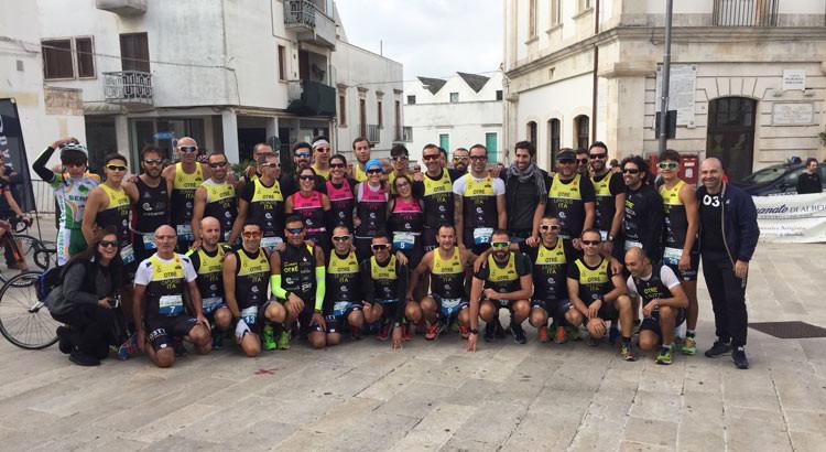 Duathlon: Insalata sbanca ad Alberobello