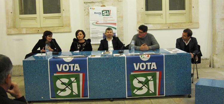 PD: Scalfarotto a Noci per sostenere il SI al Referendum