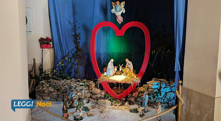 La Natività rappresentata nelle tre parrocchie nocesi
