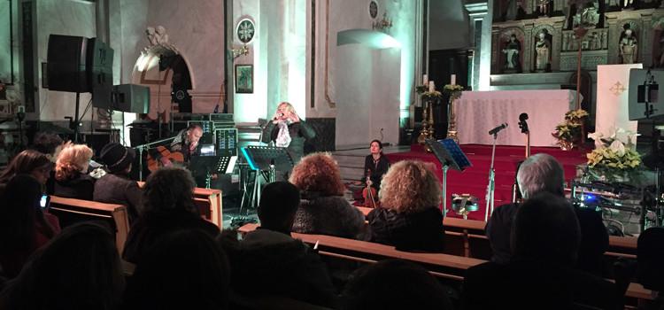Christmas Festival, ode alla vita con Aida Cooper