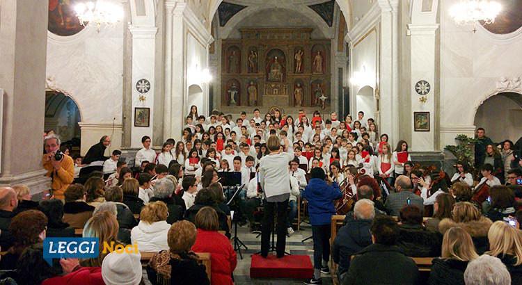 """La storia di Noci raccontata nel concerto di Natale dell'I.C. """"Gallo-Positano"""""""