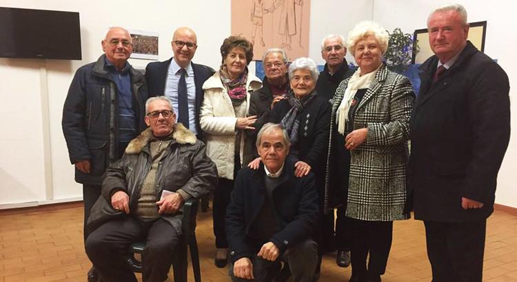 Marisa Rotolo riconfermata presidente del Centro Anziani, gli auguri del consigliere Notarnicola