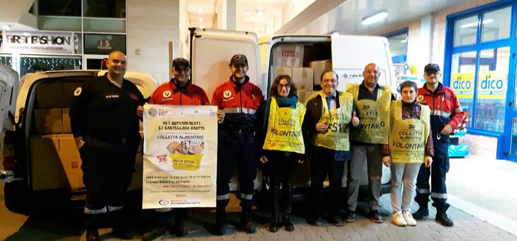 Colletta alimentare: Noci Banco Solidale cerca volontari