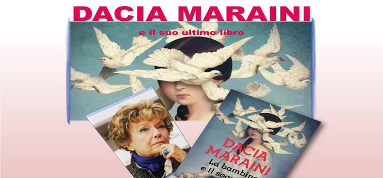 Dacia Maraini a Noci