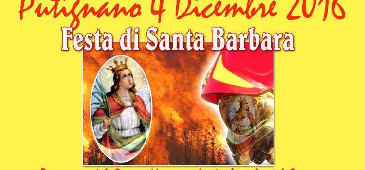 I Vigili del Fuoco festeggiano Santa Barbara