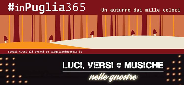 Luci, versi e musiche nelle Gnostre