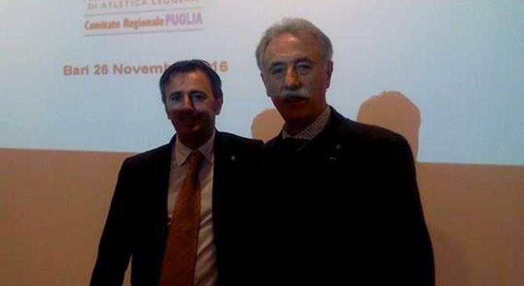 Montedoro: il presidente Bianco confermato nel consiglio Fidal