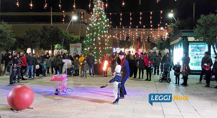 Notte magica dei Bambini, anche a Noci è Natale