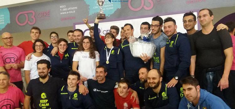 12h no stop Swimming Race: competizione e solidarietà
