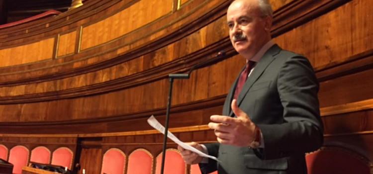 """CoR sciolto in Senato, Liuzzi: """"Torneremo rappresentativi"""""""