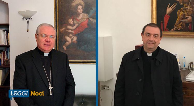 Il messaggio di Natale dei vescovi Favale e Intini