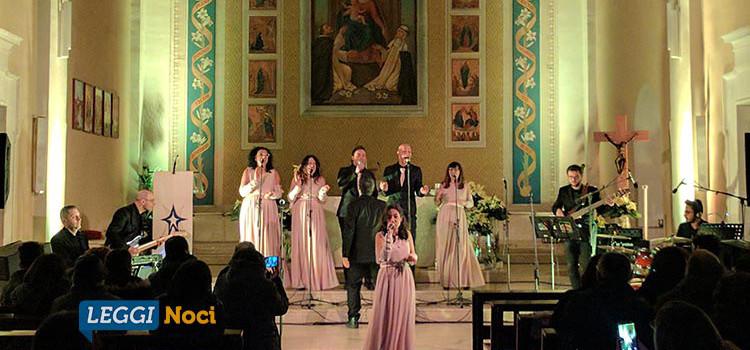 """Il """"WakeUp Gospel Project"""" anima la chiesa di San Domenico"""
