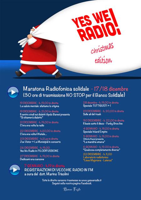 yes-we-radio-christmas-palinsesto