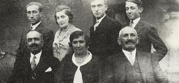 Zygmunt Kelz, l'ebreo (nocese) scampato alla Shoah