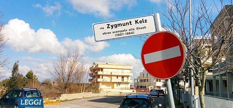 """Zygmunt Kelz, l'ebreo """"nocese"""" scampato alla Shoah: il racconto del figlio"""