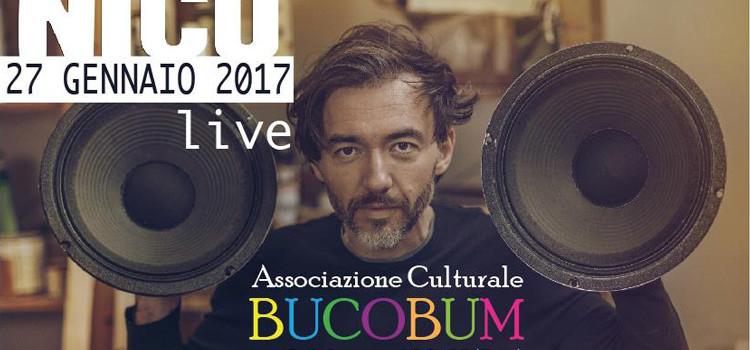 NICO live a BucoBum