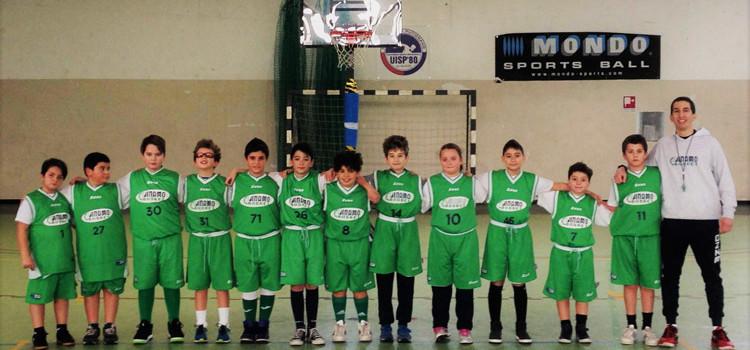 Dinamo Basket Noci tra tornei e corsi