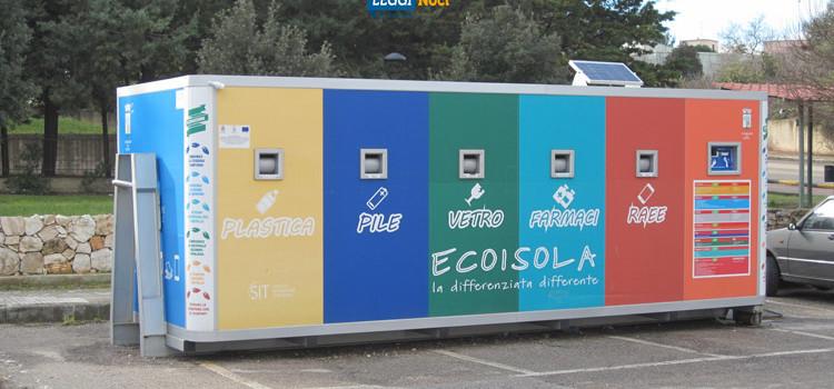 Ecoisola: approvato il regolamento