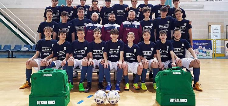 """Allievi del Futsal Noci, Mezzapesa: """"vogliamo creare in casa i giocatori del domani"""""""