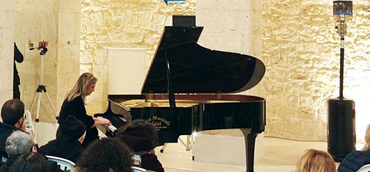 La musica di Baccaro al Chiostro delle Clarisse: sogni e amore per la vita
