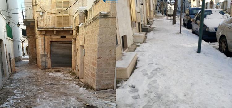 Nisi…tra gelo e scivoloni