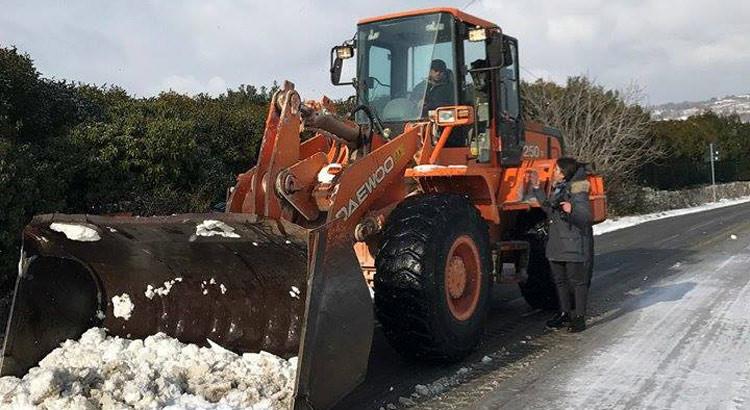 Allerta meteo – Prefettura dispone divieto di circolazione per mezzi pesanti