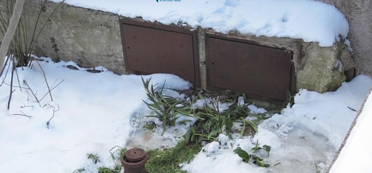 I disagi della neve