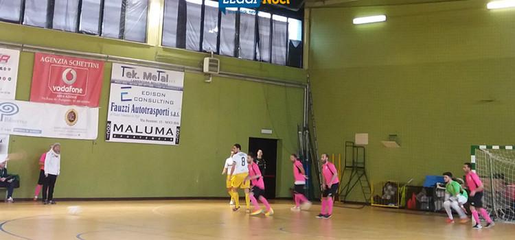 Goleada del Noci Calcio A Cinque: Velo Club Adelfia ko