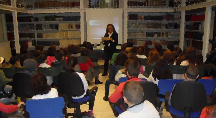 La Scuola in Biblioteca, nuova lezione con Rosalba Bratta