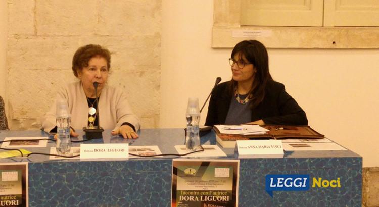"""Eusebio Agrippa: da Roma al Golgota"" passando per Noci"